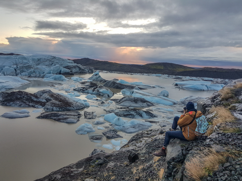 Svínafell Iceland