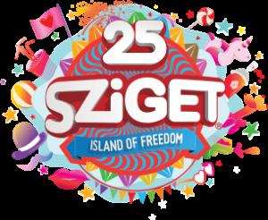 25-year-logo sZIGET fESTVAL
