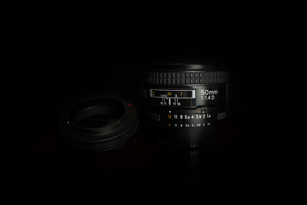 Nikon 50 mm 1.8 FX AFD - Equipment Breakdown - Banana Journey