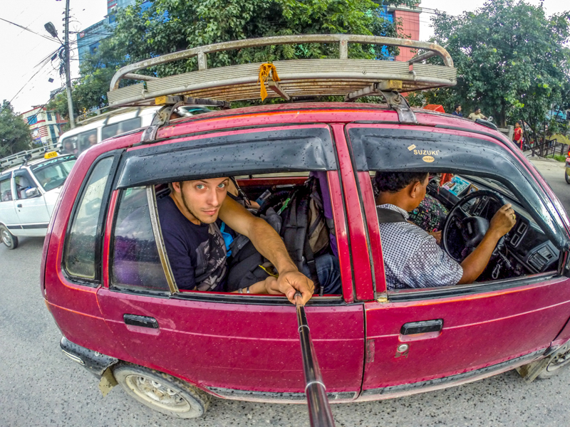 Taxi Nepal
