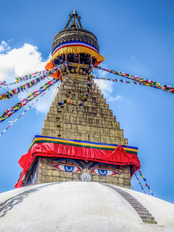 Boudhanath - Kathmandu - Nepal