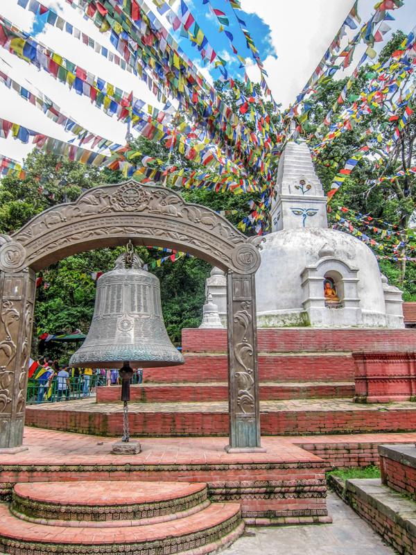 Swayambunath - Kathmandu - Nepal