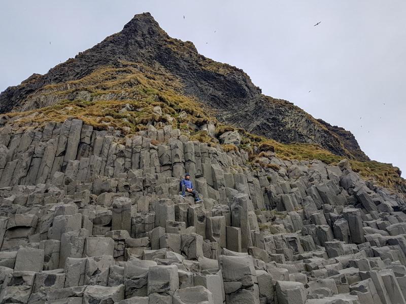 reynisfjara shore Iceland