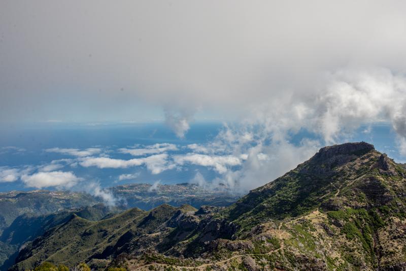 Pico Ruivo - Arieiro - Madeira - Portugal