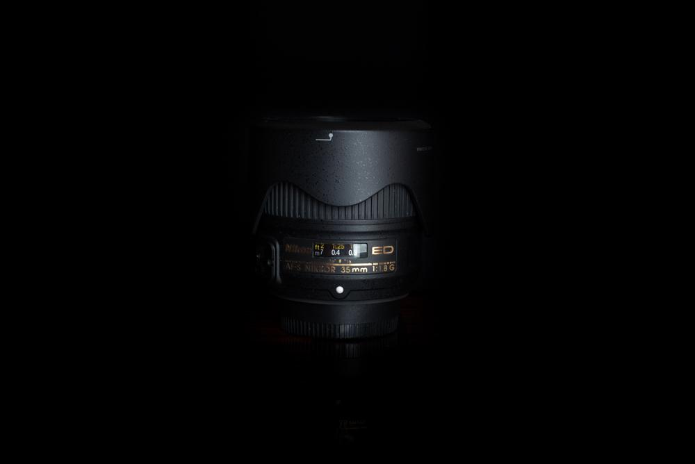 Nikon 35 mm 1.8 FX AFS - Equipment Breakdown - Banana Journey