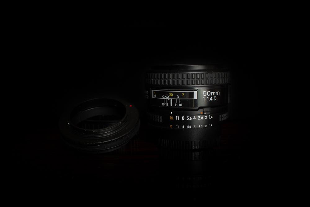 Nikon 50 mm 1.8 FX AFD - Equipment Breakdown - Banana Journey