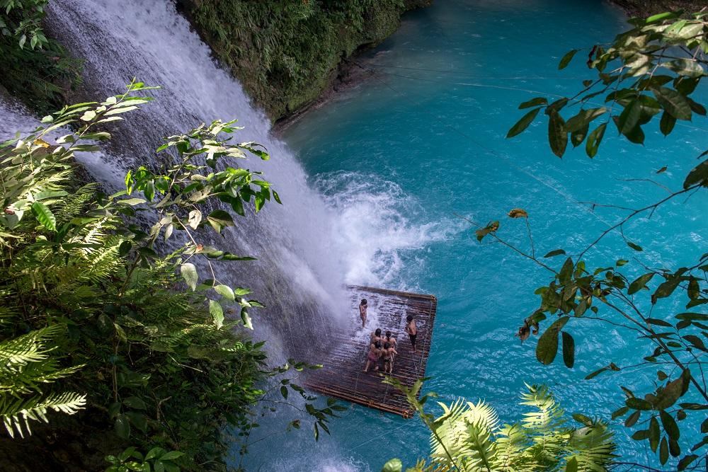 Kawasan Falls - Cebu Island - The Philippines - Banana Journey (1)