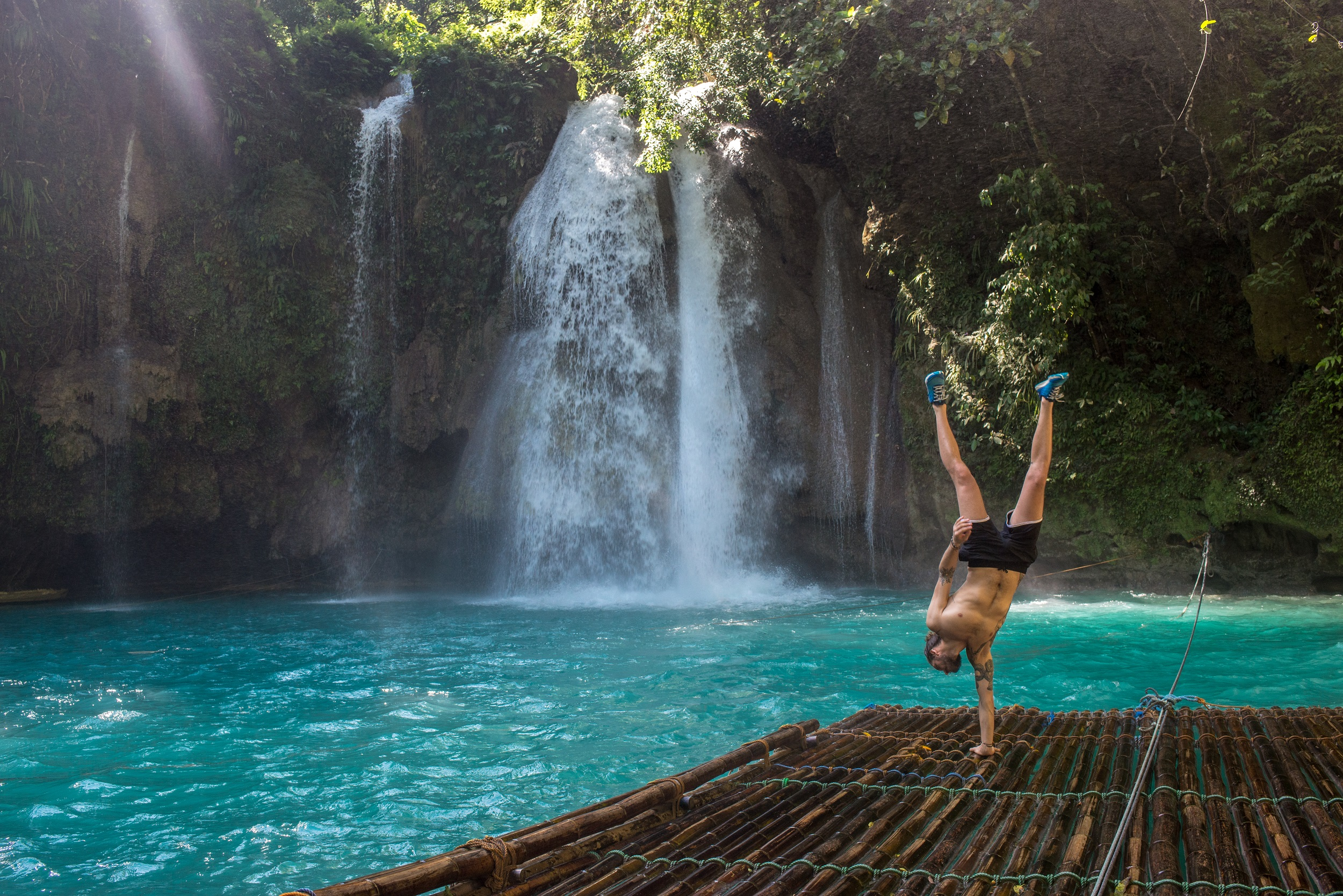 Kawasan Falls - Cebu Island - The Philippines - Banana Journey (2)