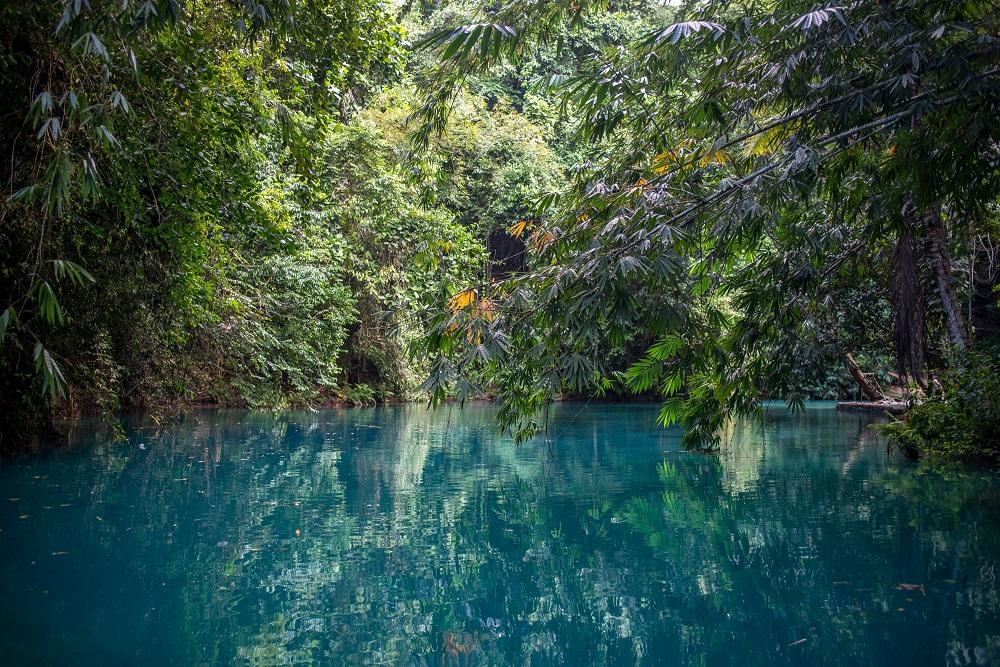 Kawasan Falls - Cebu Island - The Philippines - Banana Journey (4)